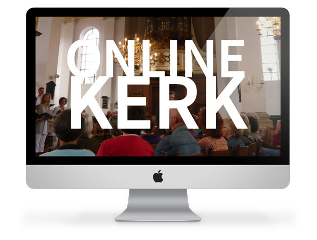 Online kerkdiensten via 'kerkdienst gemist'